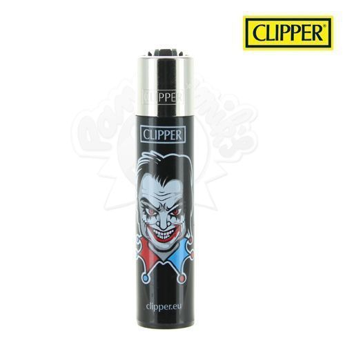 Briquet Clipper © Horror Clown 02