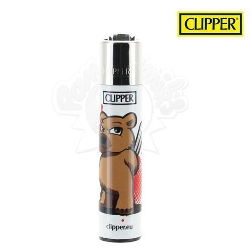 "Briquet Clipper © Mad Animal ""Ours"""