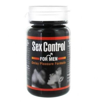 Ineldea Santé naturelle Sex Control for men 60 gélules