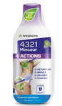 Arkopharma 4321 Minceur 4 Actions 280 ml