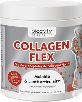 Biocyte Longevity Collagen Flex pot  240 g