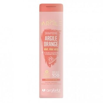 Argiletz shampooing argile/ orange 200ml