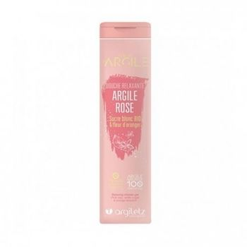 Argiletz gel douche vitaminé argile/ orange 250ml