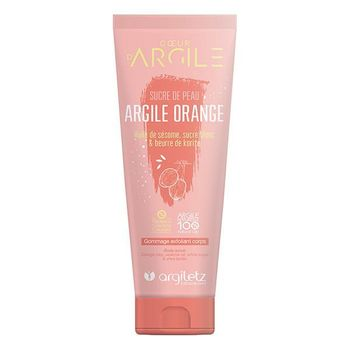 Argiletz gommage exfoliant corps argile/ orange 200ml