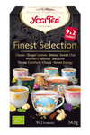 Yogi Tea Infusions bio Finest Selection 9 x 2 sachets