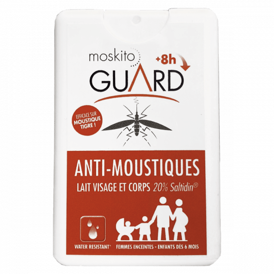Moskito Guard Anti-Moustiques Spray Pocket 18ml