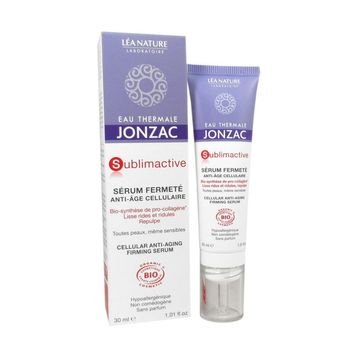 Jonzac Sublimactive Sérum fermeté bio 30 ml