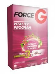 Force G Vitality program 20 ampoules