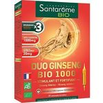 Santarome Duo Ginseng Bio 1000  20x10 ampoules