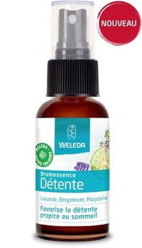 Weleda brumessence bio détente spray 50ml
