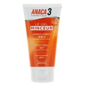 Reconditionné Anaca 3 gel minceur 150ml