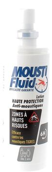 Moustifluid Lotion Zones à Hauts Risques 100 ml