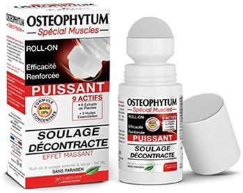 Osteophytum Roll-on Spécial muscles 50 ml