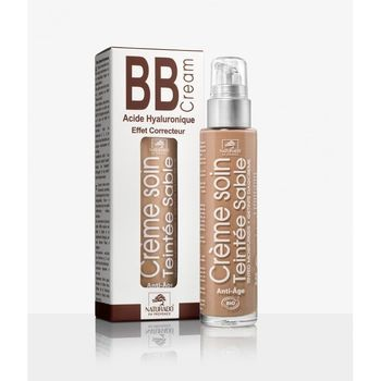 Naturado BB cream a l Acide hyaluronique sable 50ml