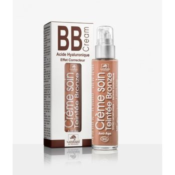 Naturado BB cream a l Acide hyaluronique bronze 50ml