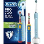 Oral-B Family Oral-B Pro 700 + Stages Power Mickey Mousse