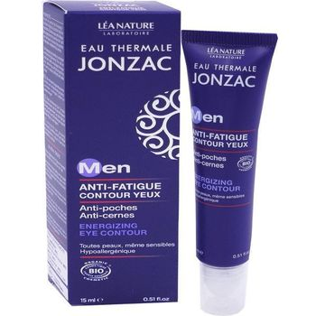 Jonzac Men anti-fatigue bio Contour des Yeux 15 ml