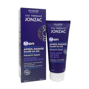 Jonzac for Men bio après-rasage Baume-en-gel 50 ml
