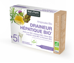 Nat & Form Draineur Hépatique Bio 20 ampoules