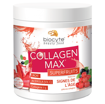 Biocyte Collagen Max Superfruit, 260g