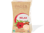 Pagès infusion relax bio 20 sachets