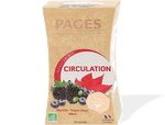 Pagès infusion bio circulation 20 sachets