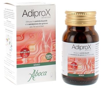 Aboca Adiprox Advanced 50 gélules