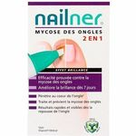 Date courte 04/19.Nailner Stylo Mycose Ongles 2en1 Stylo 4ml effet brillance