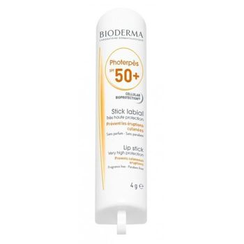 Bioderma Photoherpès SPF 50+ stick labial 4g très haute protection