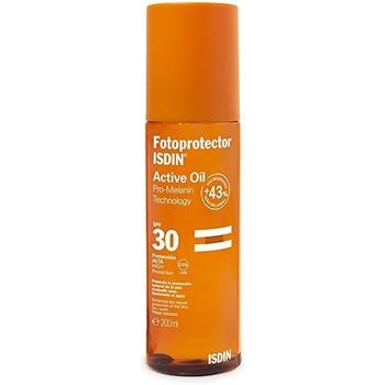 Isdin Fotoprotector Active Oil SPF 30 -  200 ml