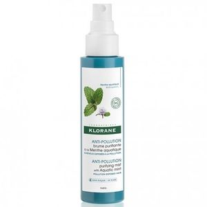 Klorane anti-pollution Brume à la menthe aquatique 100 ml