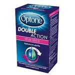 Optone Double Action Yeux Secs 10 ml