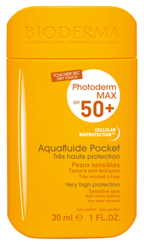 Bioderma Photoderm Aquafluide Pocket Max SPF50+ 30ml