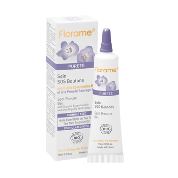 Florame Soin SOS Boutons bio 15ml