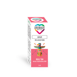 Aromade roll on bio grigri relaxation 5ml