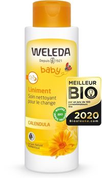 Weleda Baby bio Liniment 400ml
