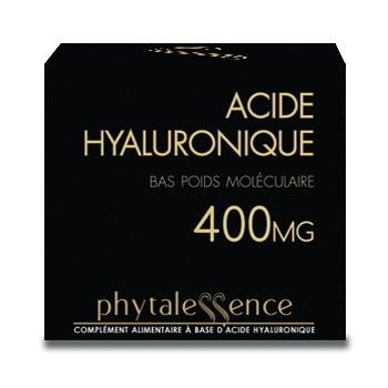 Date courte 025/2019. Phytalessence Acide Hyaluronique 400mg 30 gélules