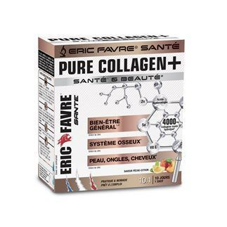 Eric Favre pure collagen+ 10 doses