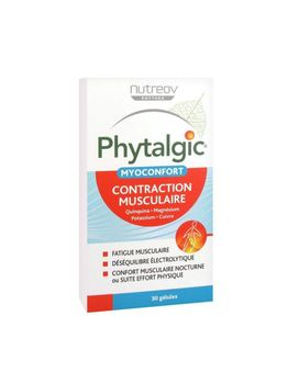 Nutreov Phytalgic Myoconfort Contraction Musculaire 30 Gélules