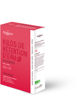 Fitoform celluligne bio rétention d'eau 20 ampoules