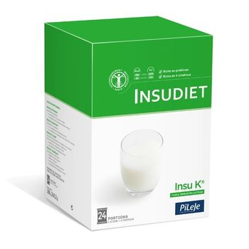Date courte 06/19 Insudiet Insu K 24 sticks