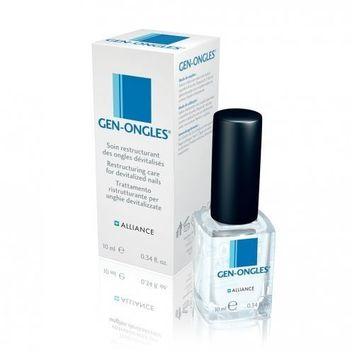 Date courte 09/19  Gen ongles Soins Revitalisant Incolore 10ml Alliance