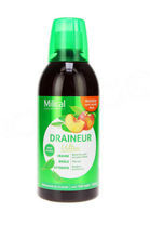 Milical Draineur Ultra Solution buvable thé vert pèche 500ml