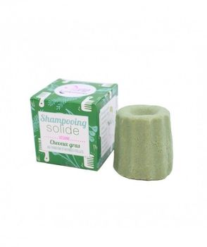 Lamazuna shampooing solide cheveux gras herbes folles 55g