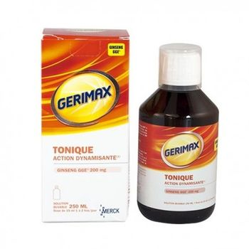 Gerimax Tonique 250ml