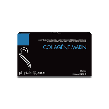 Phytalessence collagène marin 20 sticks