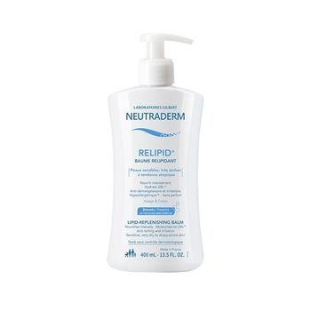 Neutraderm Relipid+ Baume Relipidant 400ml