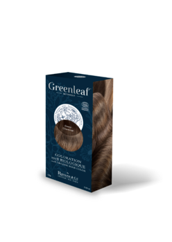 Greenleaf coloration bio deep chesnut 100g Rodolphe & Co