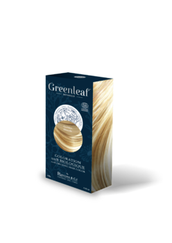 Greenleaf coloration bio golden blonde 100g Rodolphe & Co