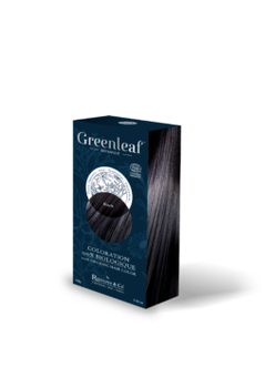 Greenleaf coloration bio black 100g Rodolphe & Co